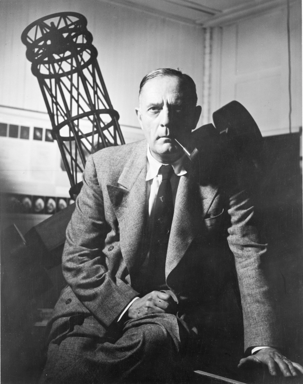 Edwin Hubble (1948)