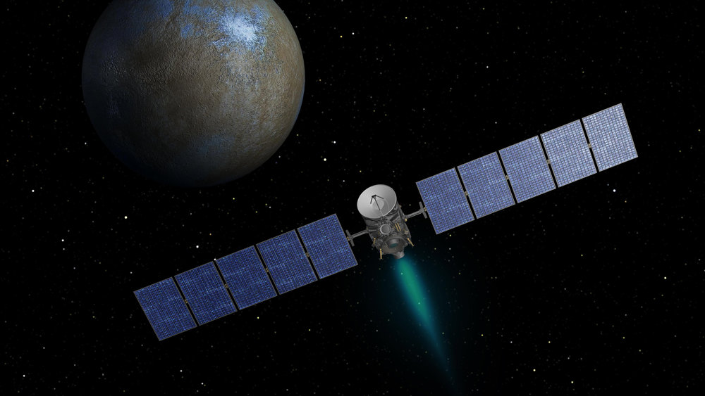 NASA's Dawn spacecraft