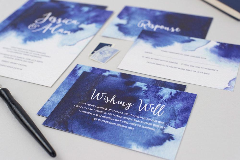 azure-wishing-well-wedding-invite