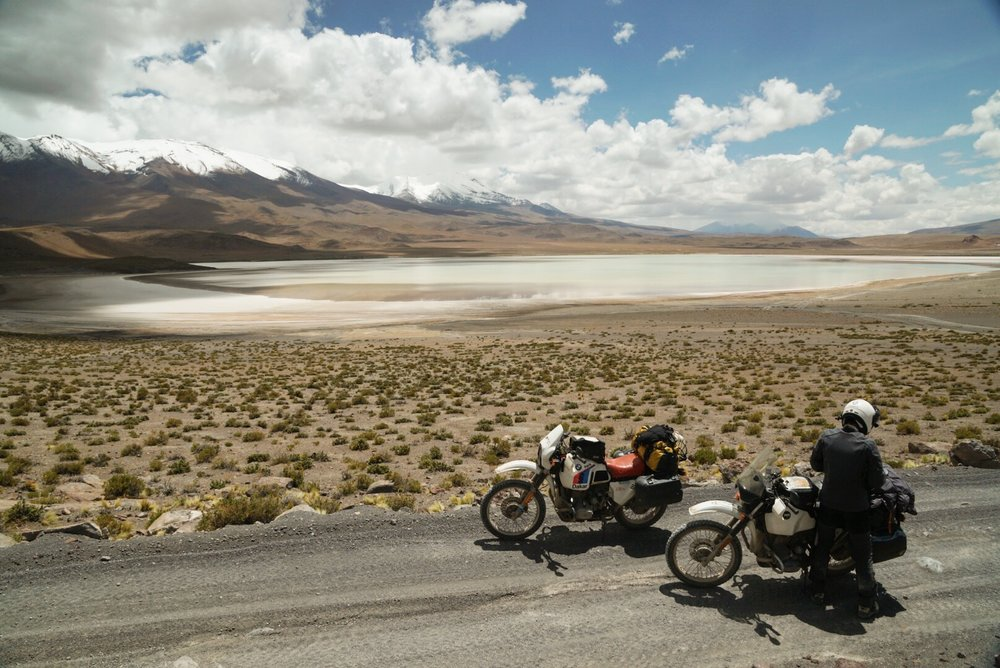 Bolivia Motorcycle Adventure