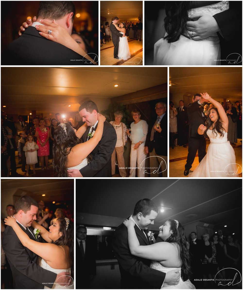 Taylor and amanda Indiana Fort Lauderdale Sun Dream yacht charter wedding 16