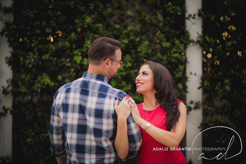 Reunion Resort Orlando Wedding Photographer Engagement Session Gold Course Christine Brandon may Meet the mays 14.jpg