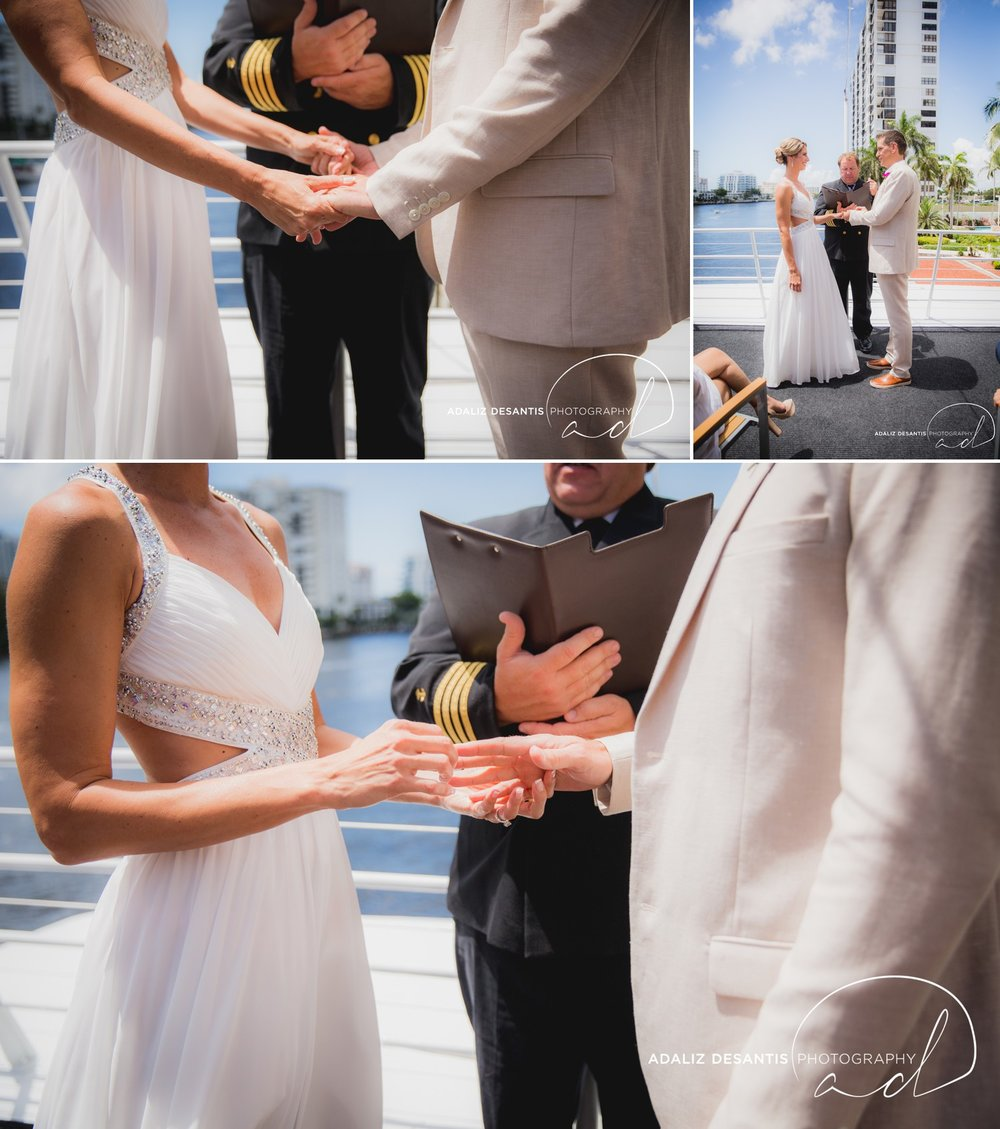 Sun Dream Yacht Charters Destination Wedding Fort Lauderdale FL 12.jpg