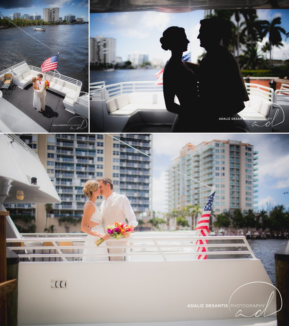 Sun Dream Yacht Charters Destination Wedding Fort Lauderdale FL 17.jpg