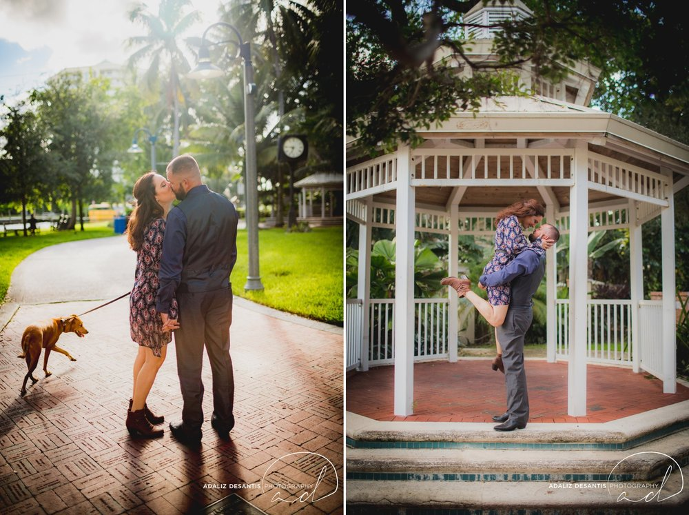 riverwalk tarpon bend the field engagement session fort lauderdale fl wedding 4.jpg