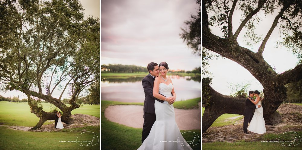 grande oaks golf club davie wedding saint david catholic church black red white south florida wedding photographer documentary photojournalistic 41.jpg