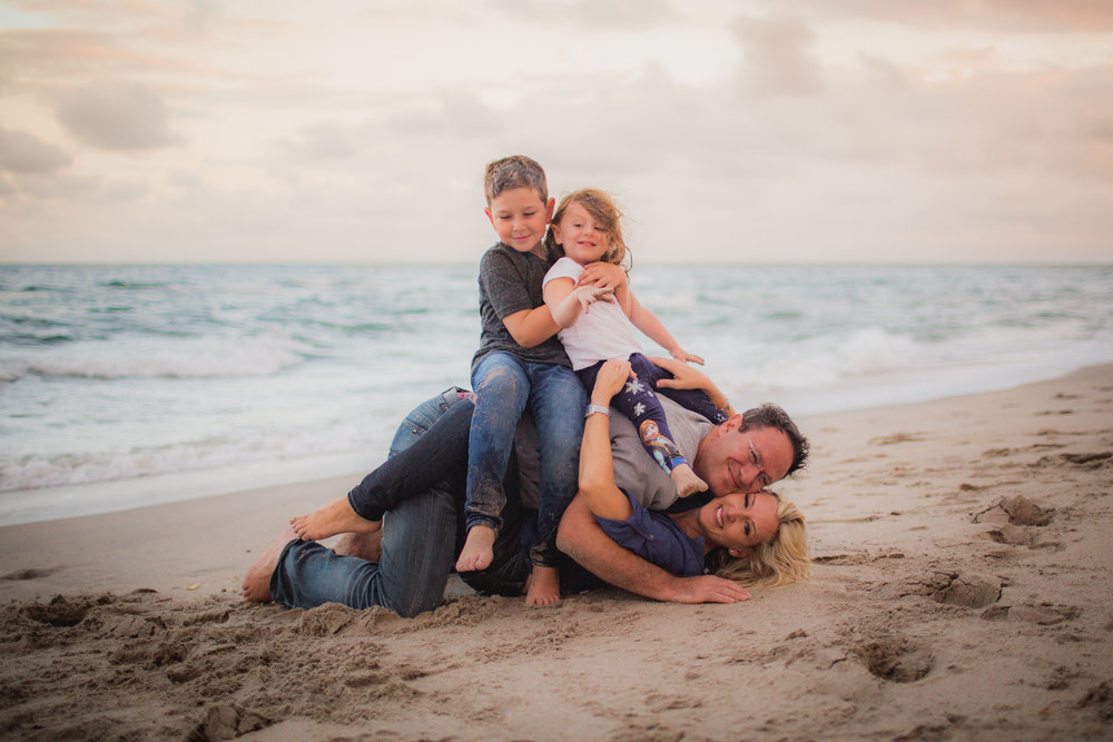 hillsboro beach family session florida