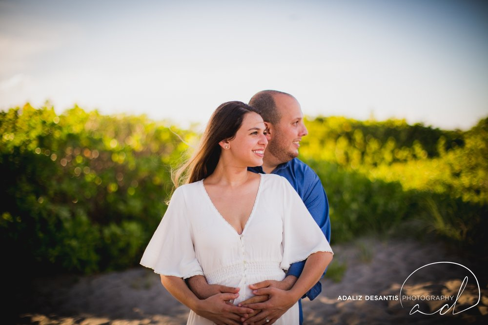 Gaby Aaron Engagement Session South Florida Dania Beach PIer Summer Love Destination Engaged 6.jpg