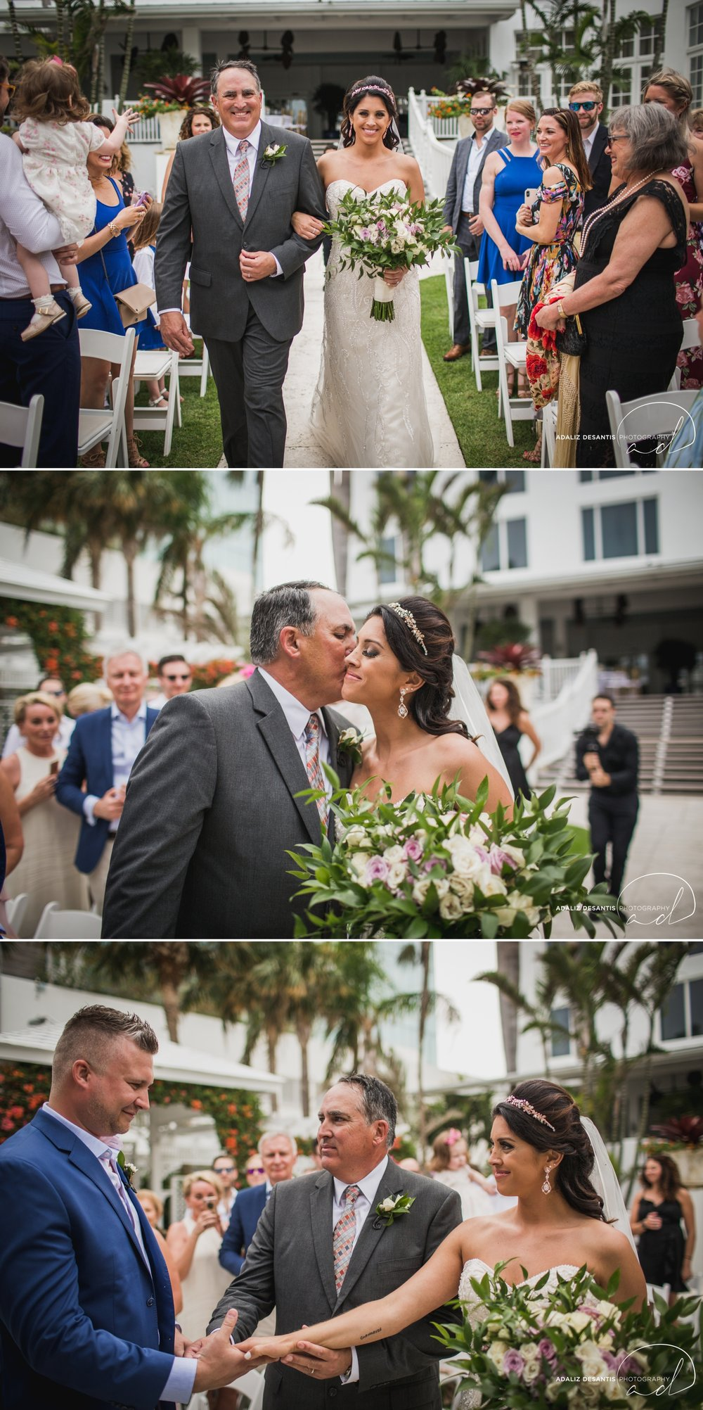 Carmen Alex palms hotel spa miami beach destination wedding lavender roses cuban cigar England cuba bride rose gold elegant Maggie Sottero Badgley Mischka 11.jpg
