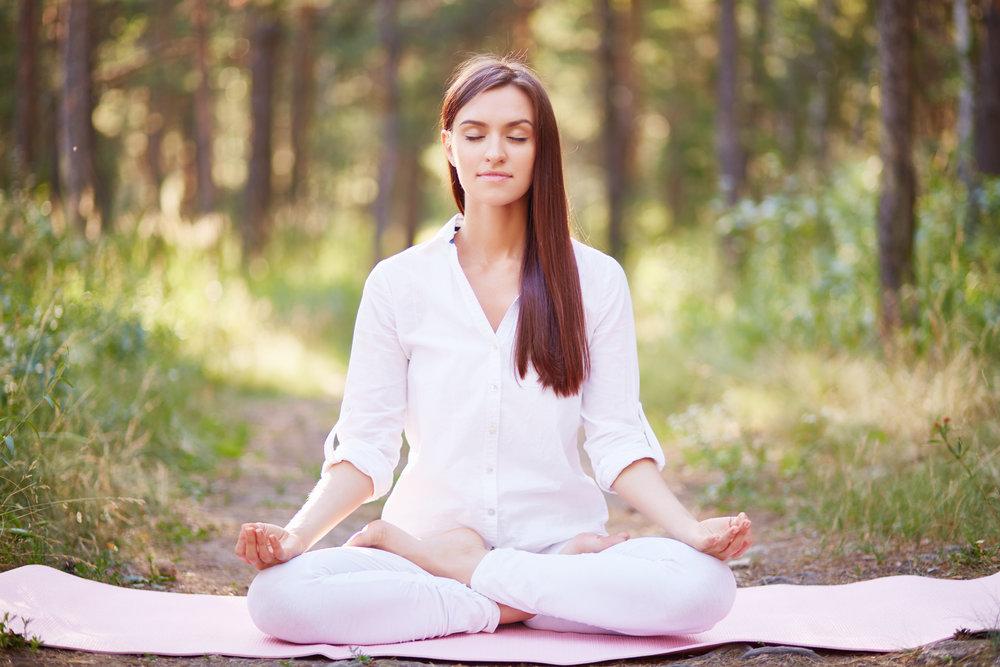 Was ist Reiki - bewusste Lebensweise Meditation