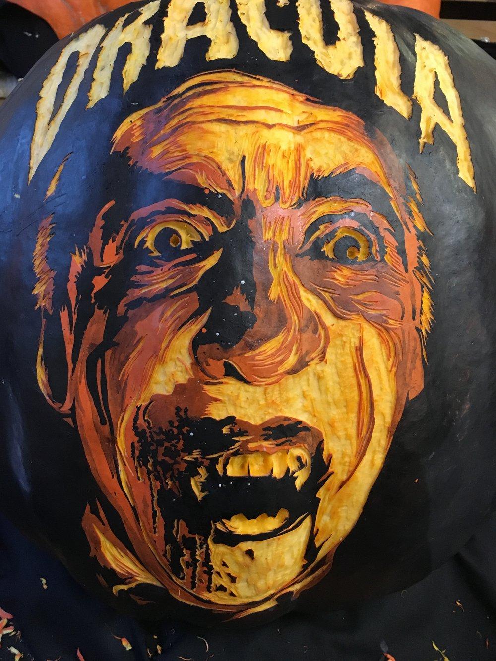 Dracula - RISE of the Jack O'Lanterns