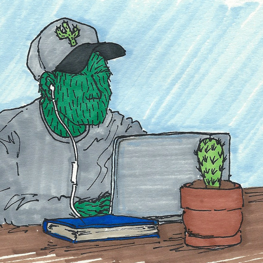 🌵 Cactus People 🌵