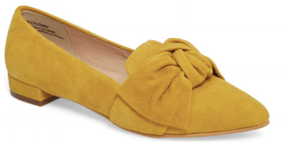 B.P. tie loafers  --> How cute are these with white dress?!!