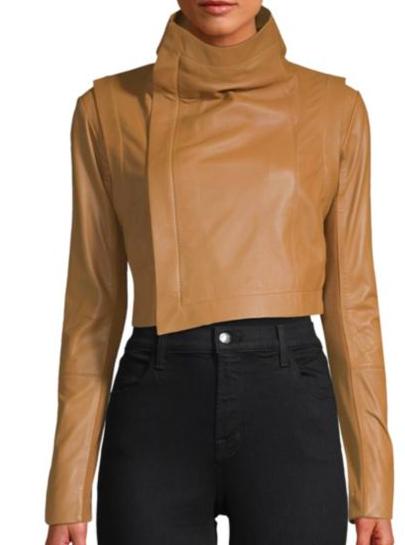 This  Veda  jacket is TOO. CUTE.