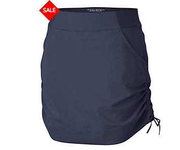 This  Columbia Skort  is PERFECT to wear instead of shorts. It's so flattering and feminine. It's great to have especially if you're running errands after working out!