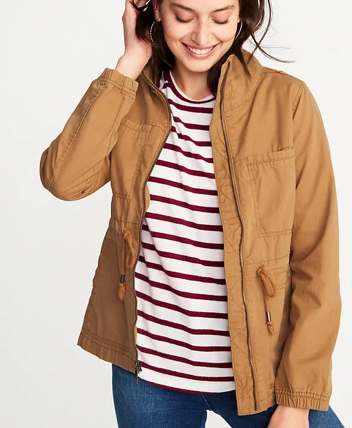 Old Navy: Utility Jacket