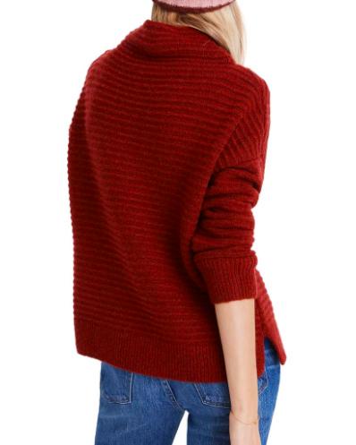 Belmont Mock Sweater