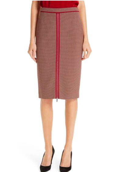 Boss Voliviena Pencil Skirt