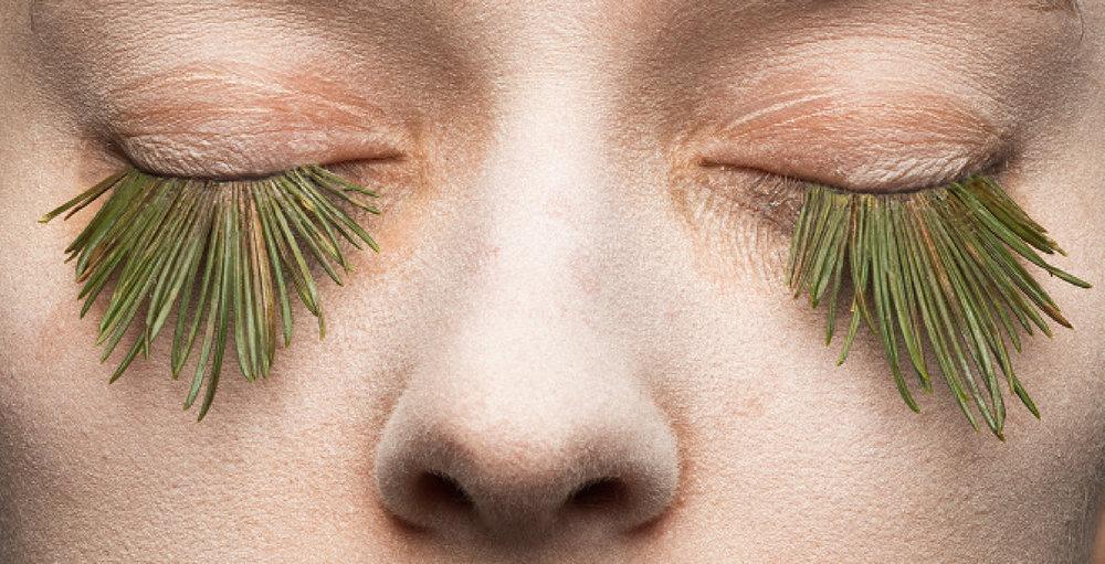 MARY GRAHAM -  Natural eyelashes