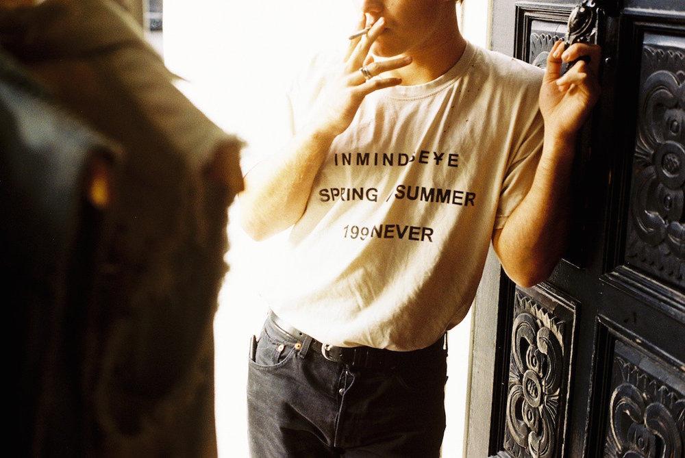 1990 NEVER  - PHOTOS : KAI NEVILLE