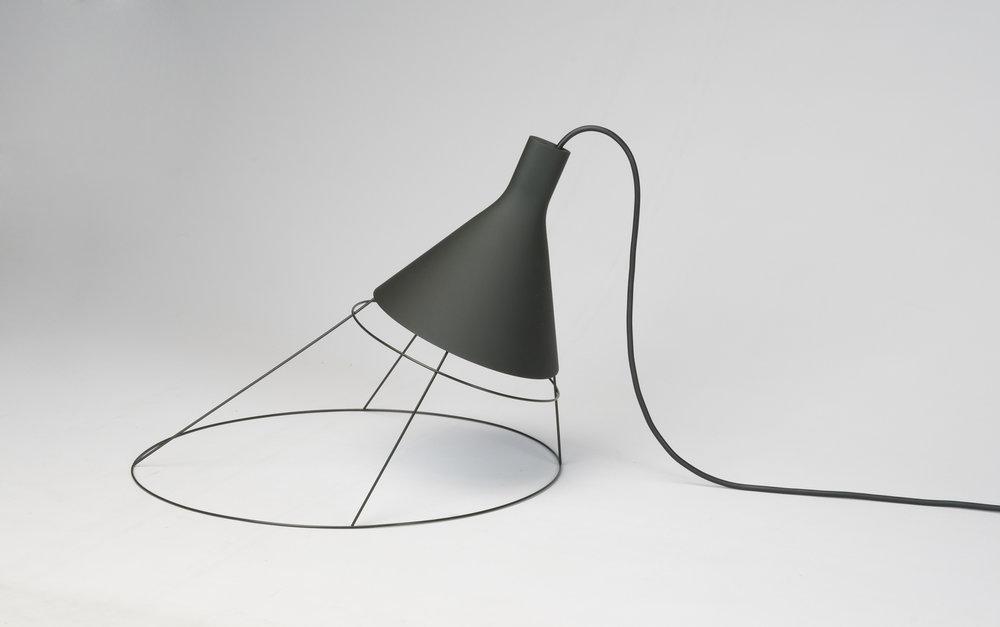 Lampe Zero G design by  Sdesignunit