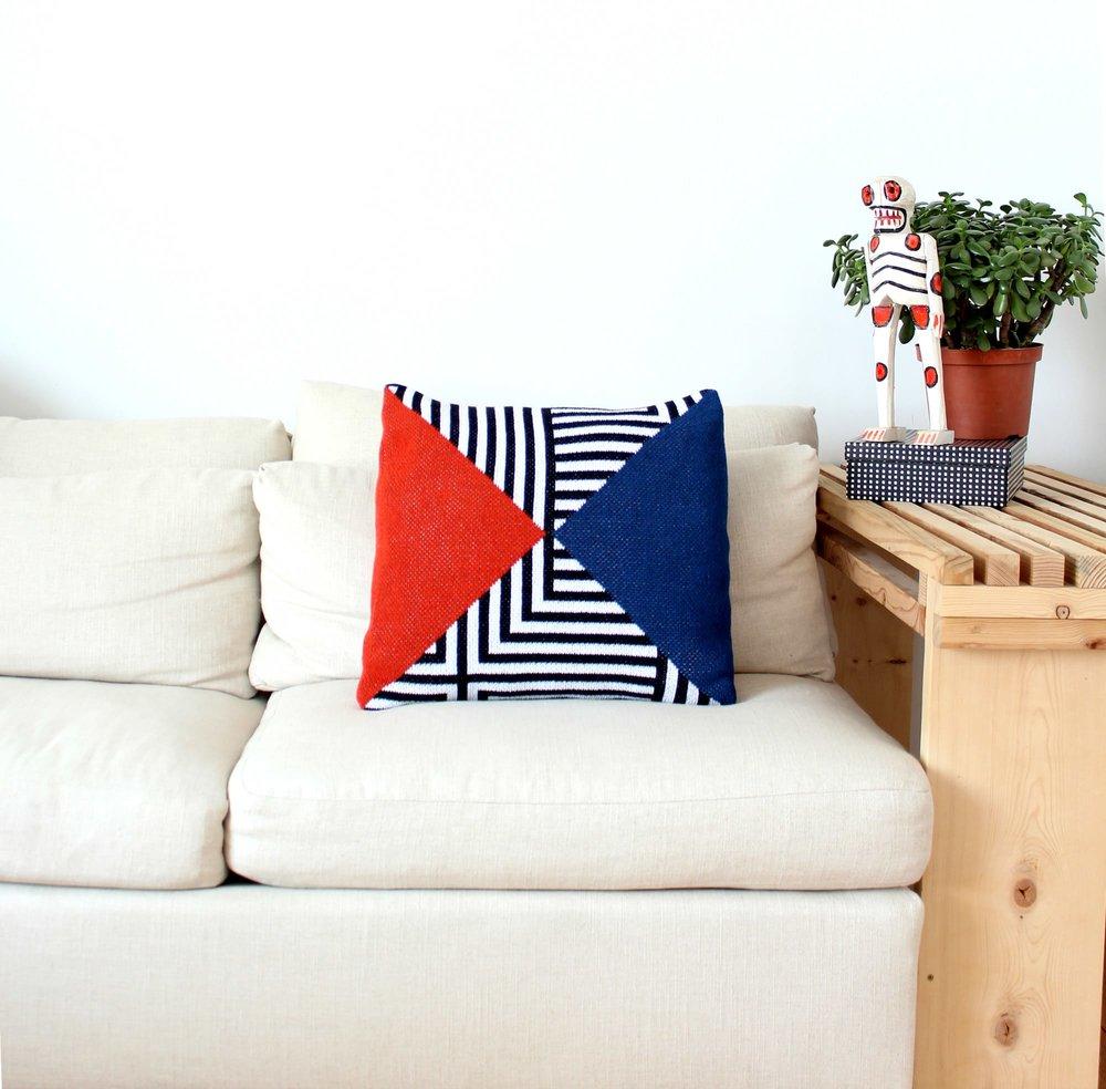 Traverse Pillow Cover par  DittoHouse