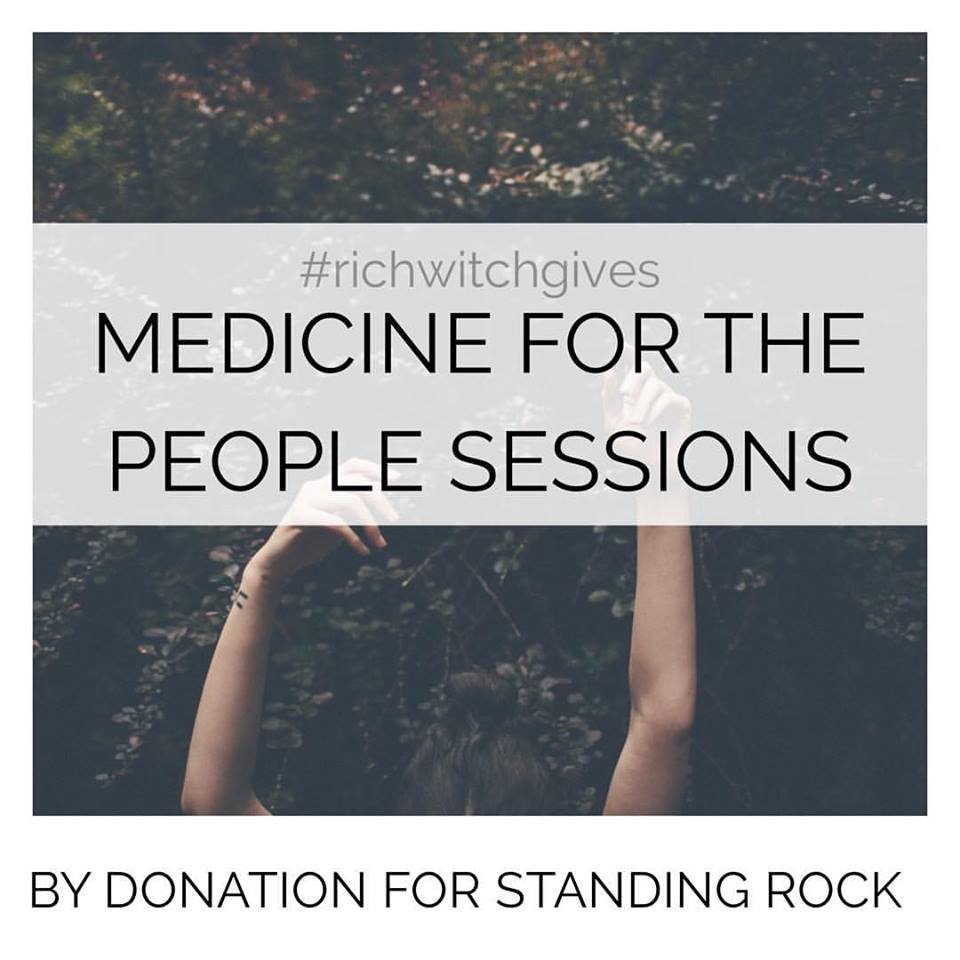 Medicine for the People Sessions - Standing Rock