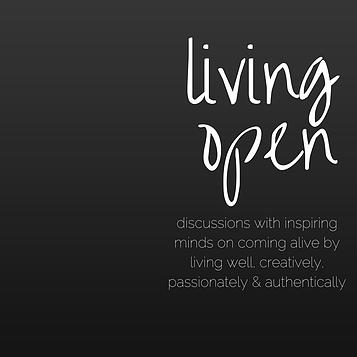 Living Open Podcast - Eryn Johnson