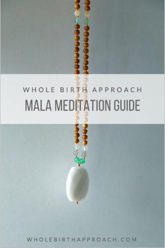 Mala Meditation Guide