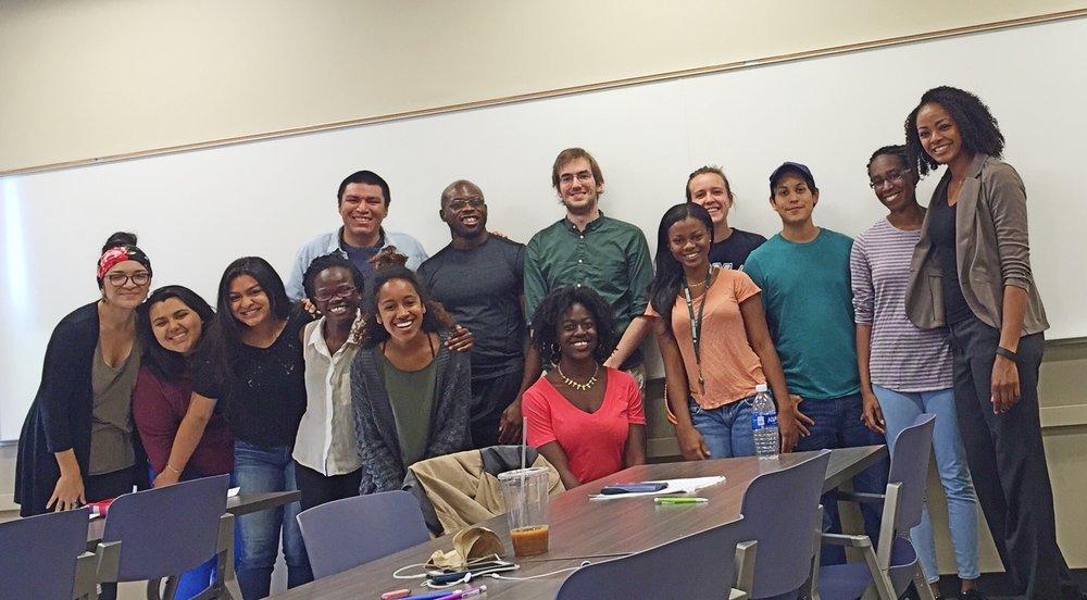 AEA Summer Program at MSU (2016)