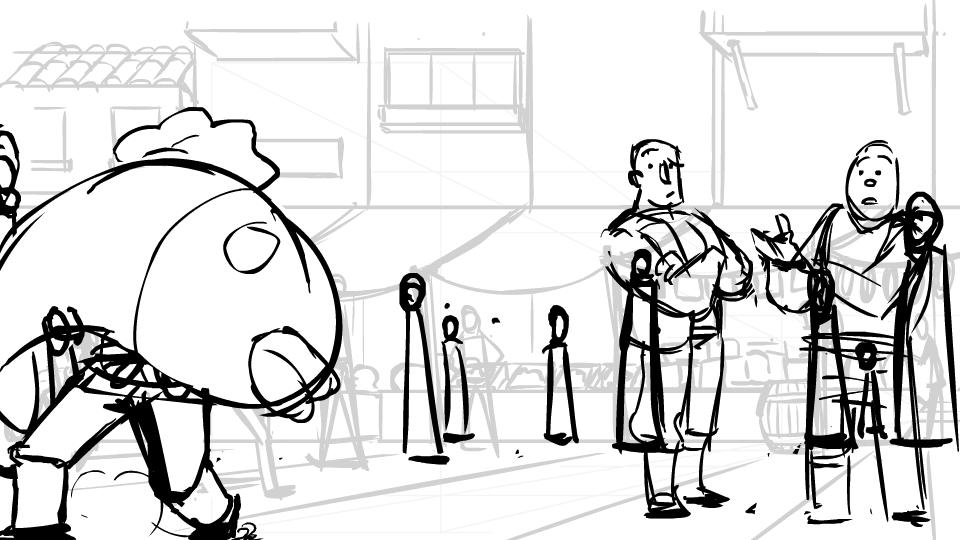 Scene 51 • Panel 1