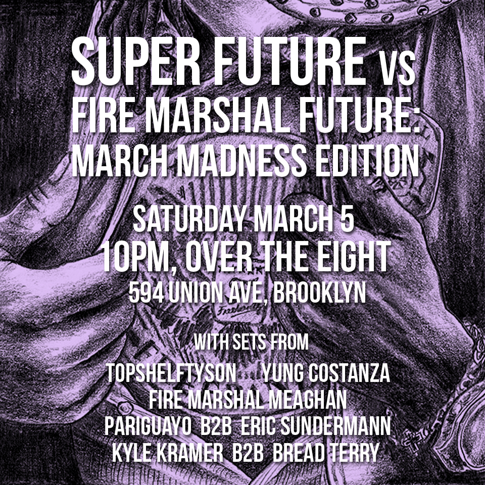 Super Future Vs. Fire Marshal Future