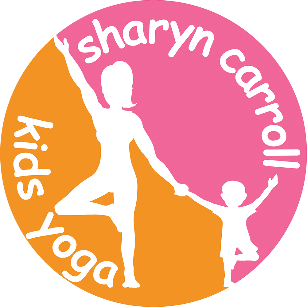 Sharyn Carroll kids yoga logo