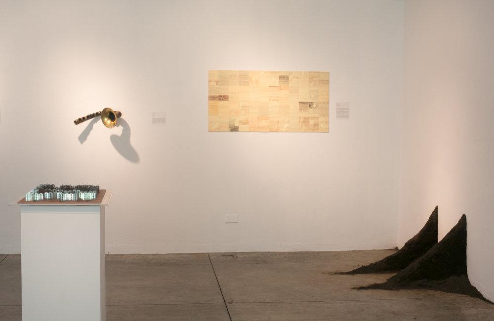 Vivencias: Legados ,Installation, Centro Cultural de España, San Salvador, El Salvador, 2016