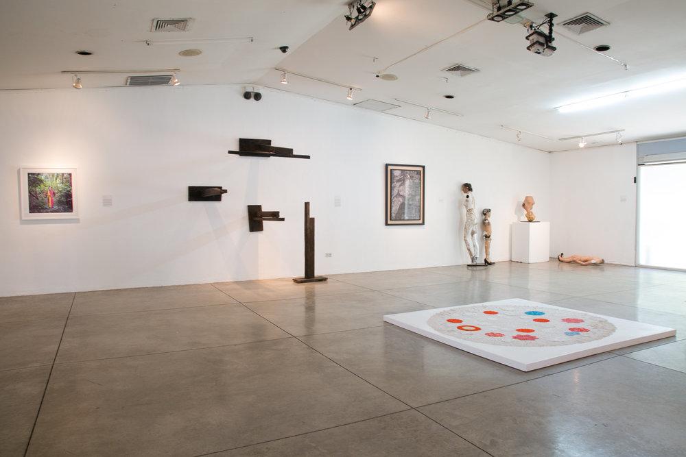 Installation, Centro Cultural de España, 2016