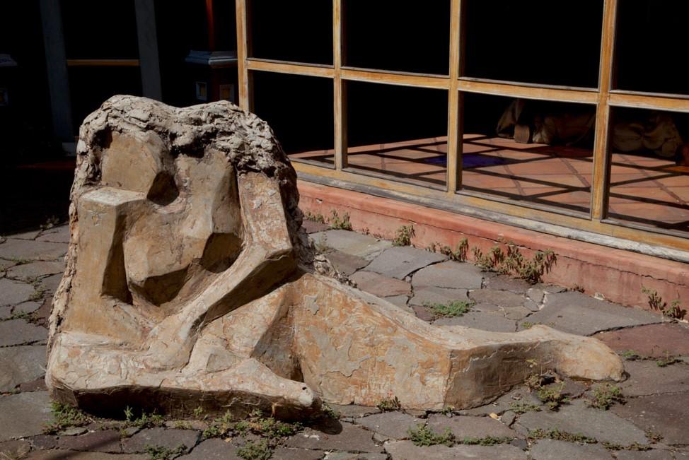 Beatriz Deleon   escultura