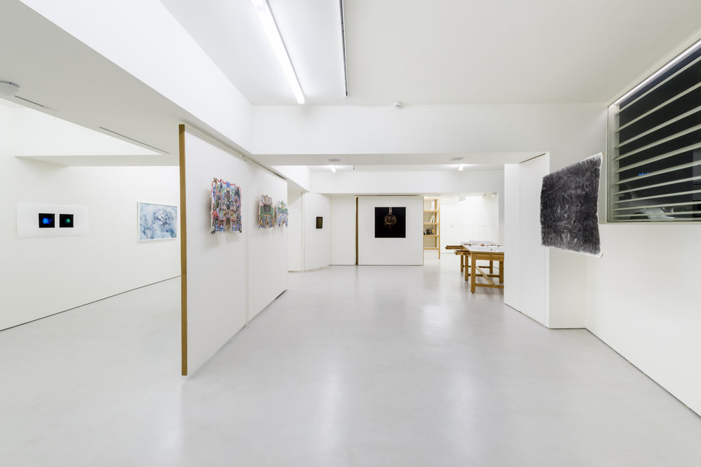 The Vision of Saint Void exhibition