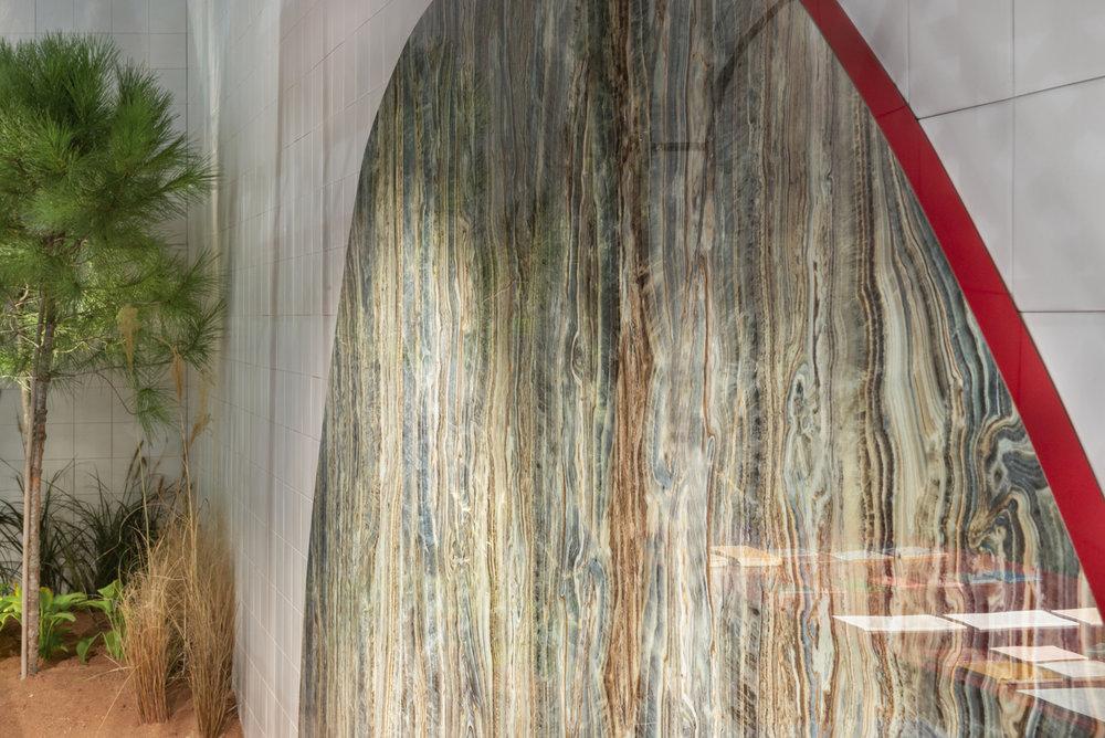 Roundcube architectural photography, maria mavropoulou , Φωτογράφιση εκθέσεων, φωτογράφιση εσωτερικών χώρων, Μαρία Μαυροπούλου, αρχιτεκτονική φωτογραφία, vokos, Βώκος πλακάκια, 100% Hotel show, MEC Παιανίας, a2architects, Athens, Greece