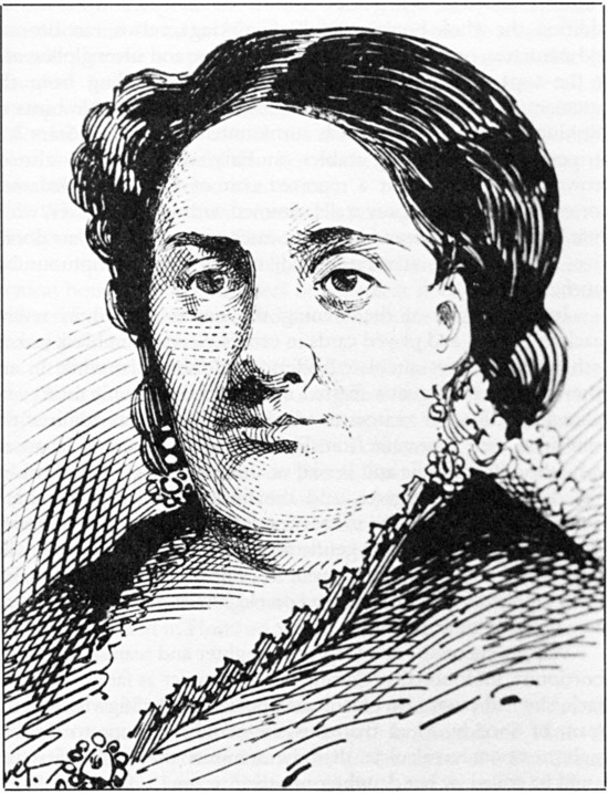 Madame Restell, née Ann Lohman  Source: Wikimedia Commons