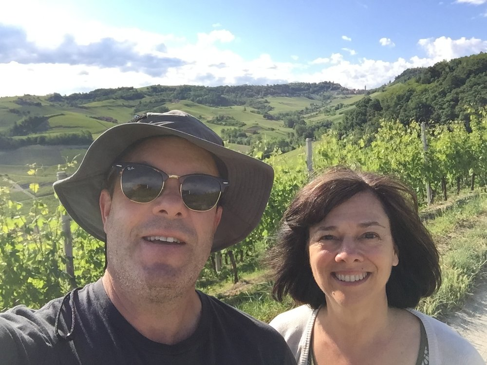 We plan to be back here in Barolo, Italy in September 2017!