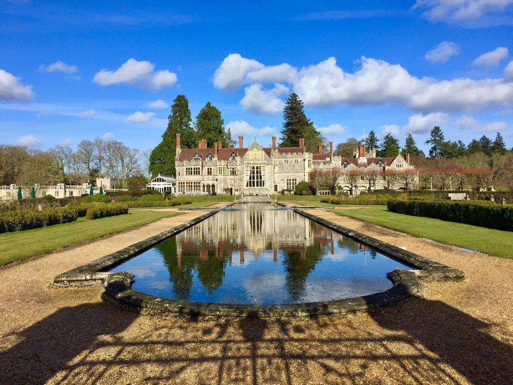 Several of the manor houses in the New Forest have been turned into museums or luxury hotels like   Rhinefield House  , pictured here