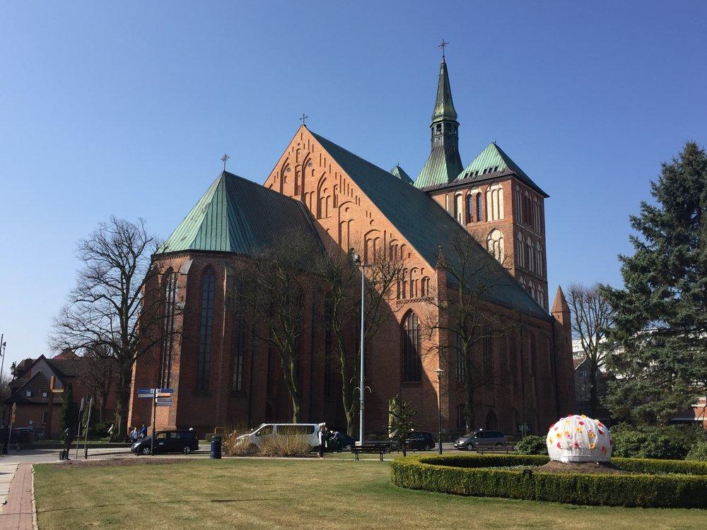 St. Mary's Basilica, Kołobrzeg