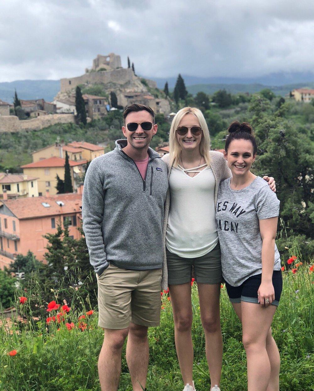 Tuscany in May