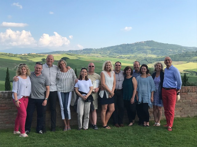 Week two at the   Altesino Winery