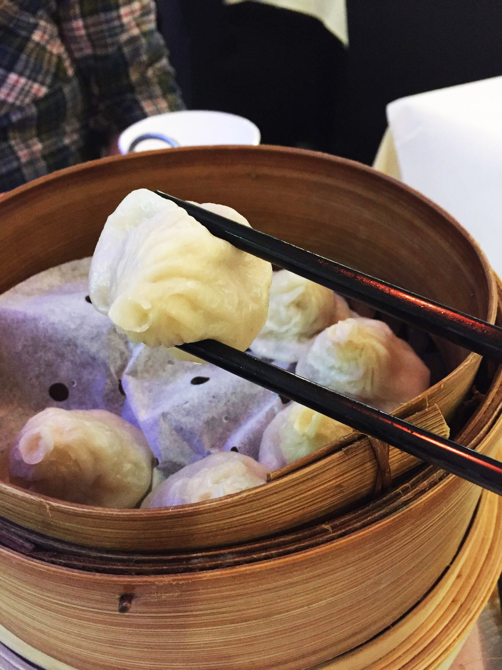 Xiao Long Bao from Dumplings Legend