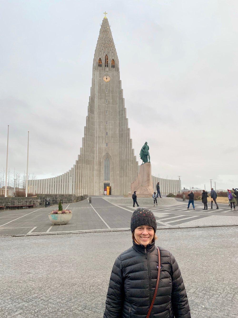 Hallgrímskirkja, the Reykjavik Cathedral