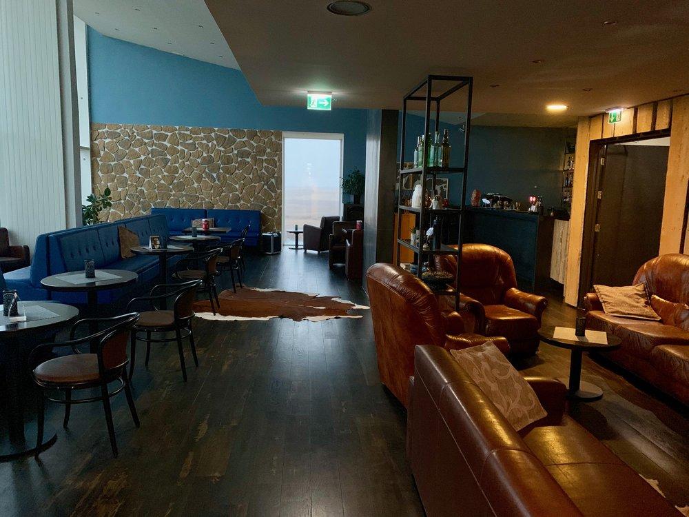 Hotel Laki dinning room