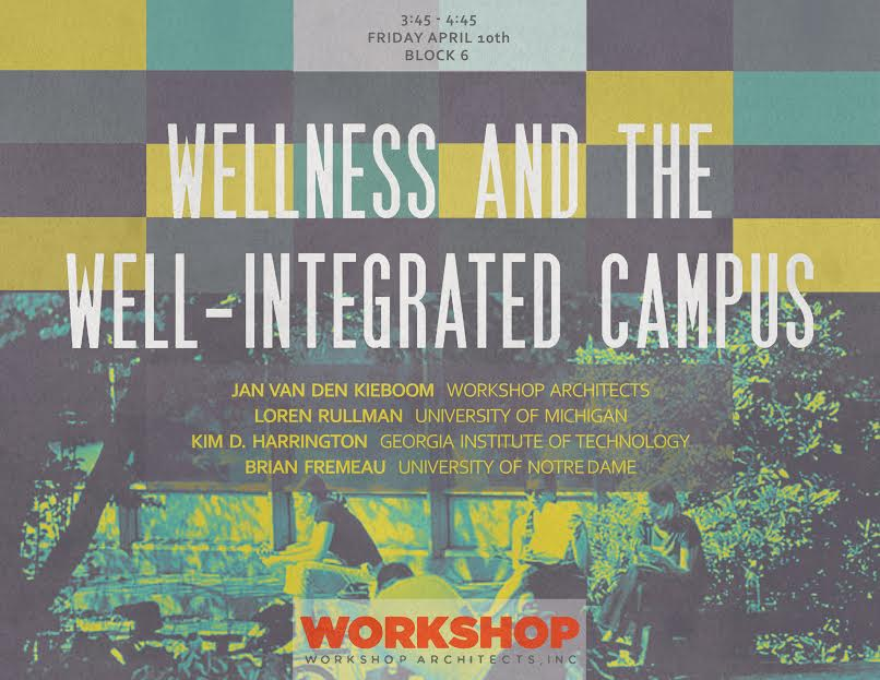 """Wellness and the Well-Integrates Campus"" Sparks Conversation at ACUI"