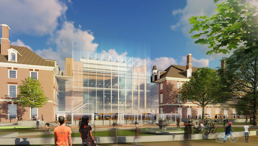 University of Illinois at Urbana-Champaign Illini Union