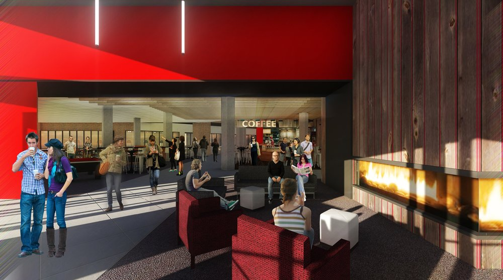UNL EAST COFFEE LOUNGE